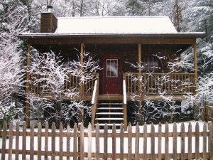 Winter Farm Wedding