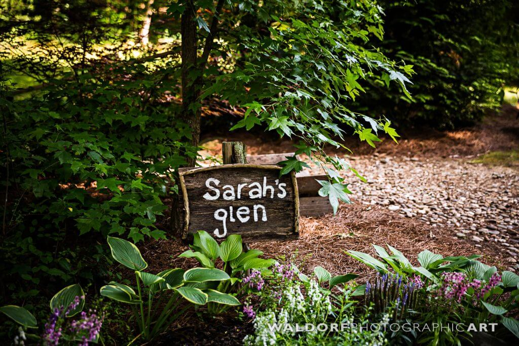 Romantic Pigeon Forge Wedding Setting Sarah's Glen Sampson's Hollow
