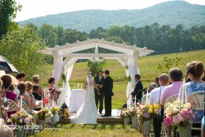 Farm Weddings East Tennessee