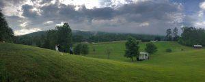 Smoky Mountain Farm Wedding