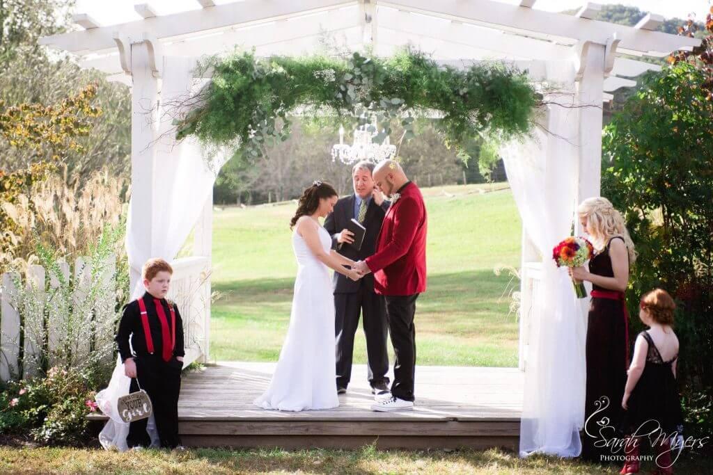 Farm Weddings East TN