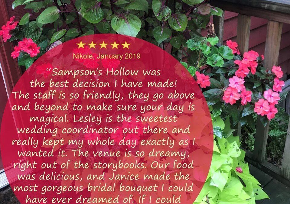 Sampson's Hollow Review