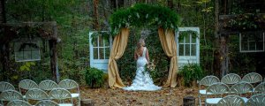 Enchanted Forest Wedding Smoky Mountains